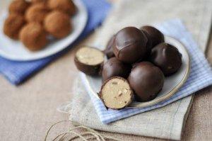 Puffin csokigolyók